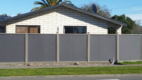 more options for home security fencing in Hamilton NZ